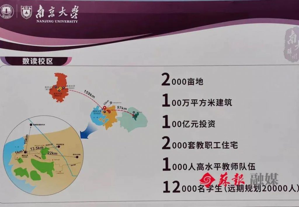 南京大学 新設情報