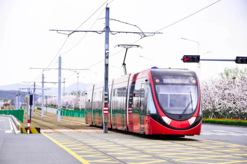 蘇州高新区 路面電車