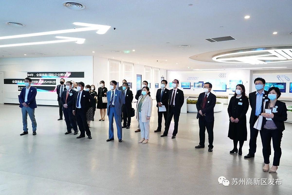 2021 江蘇省 東アジア企業家太湖フォーラム  日韓企業代表