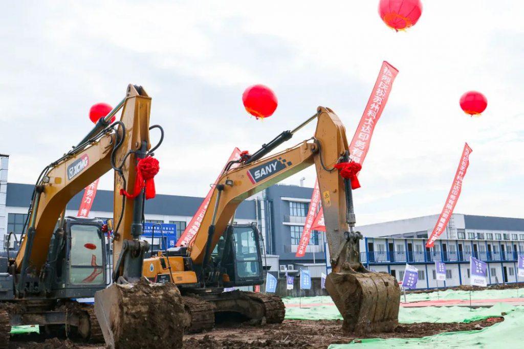 蘇州クレステック、高新区新工場の工事開始